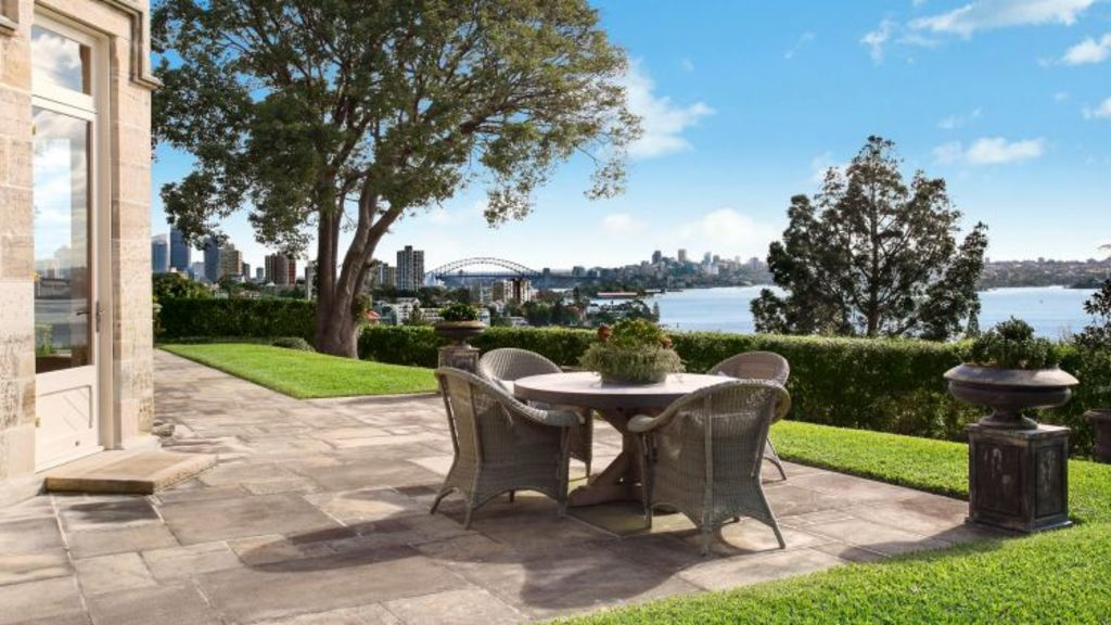 Rona offers grandstand views of Sydney Harbour. Photo: Supplied