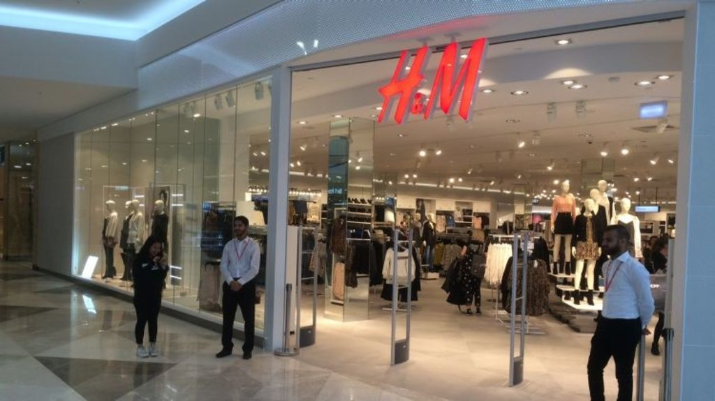 H&M has opened a new store, its 12th in Australia, at Pacific Werribee. Photo: Supplied