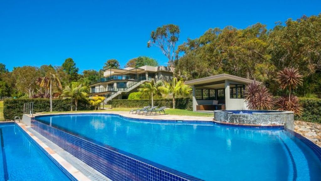 This Belrose home is expected to set a suburb high given a for sale ask of $8.75 million. Photo: Cameron Curdie