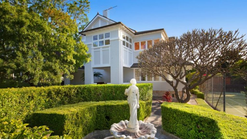 The Wollstonecraft home of Sonia and Matthew Levins is up for grabs. Photo: Supplied