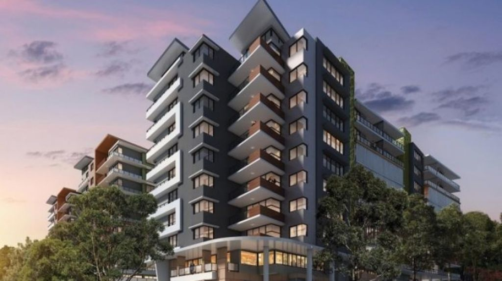 New apartment developments in Canterbury such as the Charles apartments, mean buyers are flocking to the suburb. Photo: domain.com.au