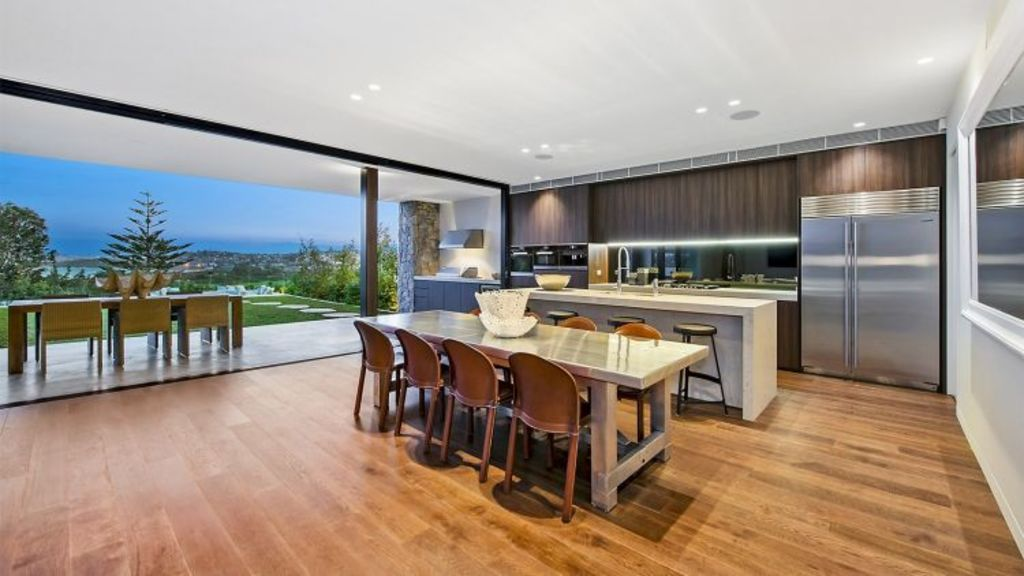 Jennifer Hawkins and her husband Jake Wall have sold their North Curl Curl home. Photo: Supplied