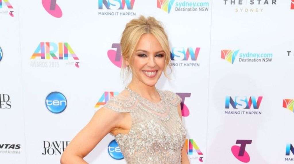 Kylie Minogue's former Camberwell home, where she grew up, is soon to be listed by Woodards. Photo: Getty Images