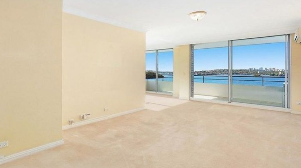 This two-bedroom apartment in Mosman sold for $2.68 million.