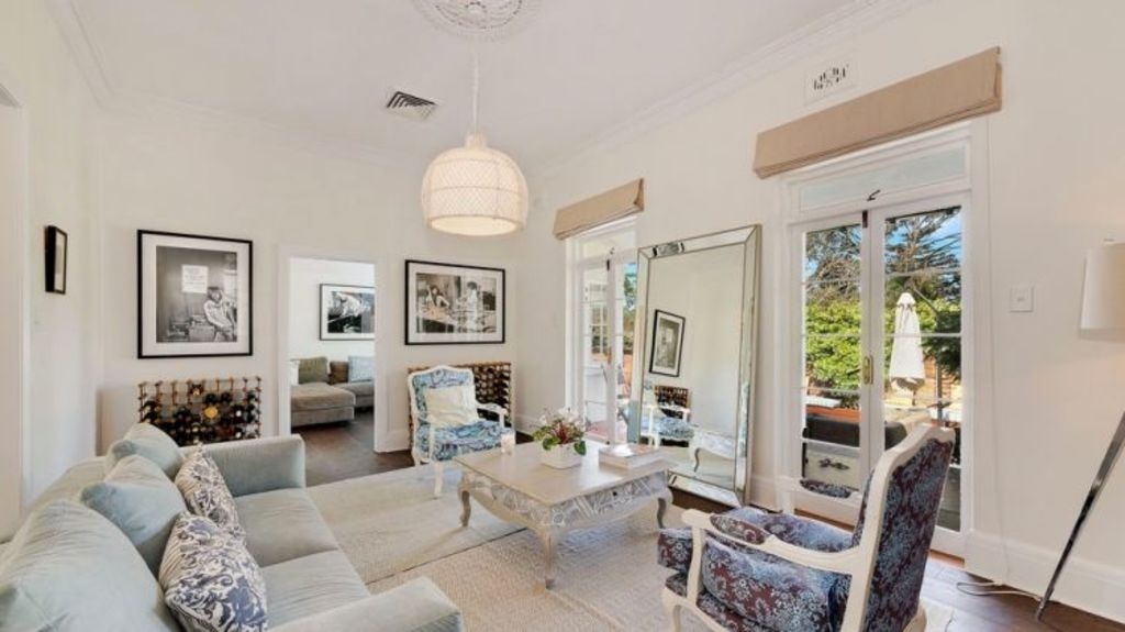 Stefanovic and Thorburn bought the classic Federation bungalow in 2010 for $2.3 million. Photo: Supplied.