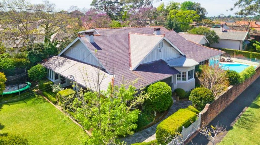 The Lindfield home sold for about $3.8 million, less than two weeks after it was listed.