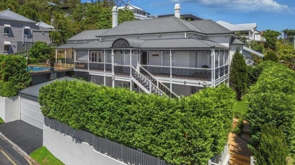 The prestige property market is heating up. Photo: Ray White New Farm
