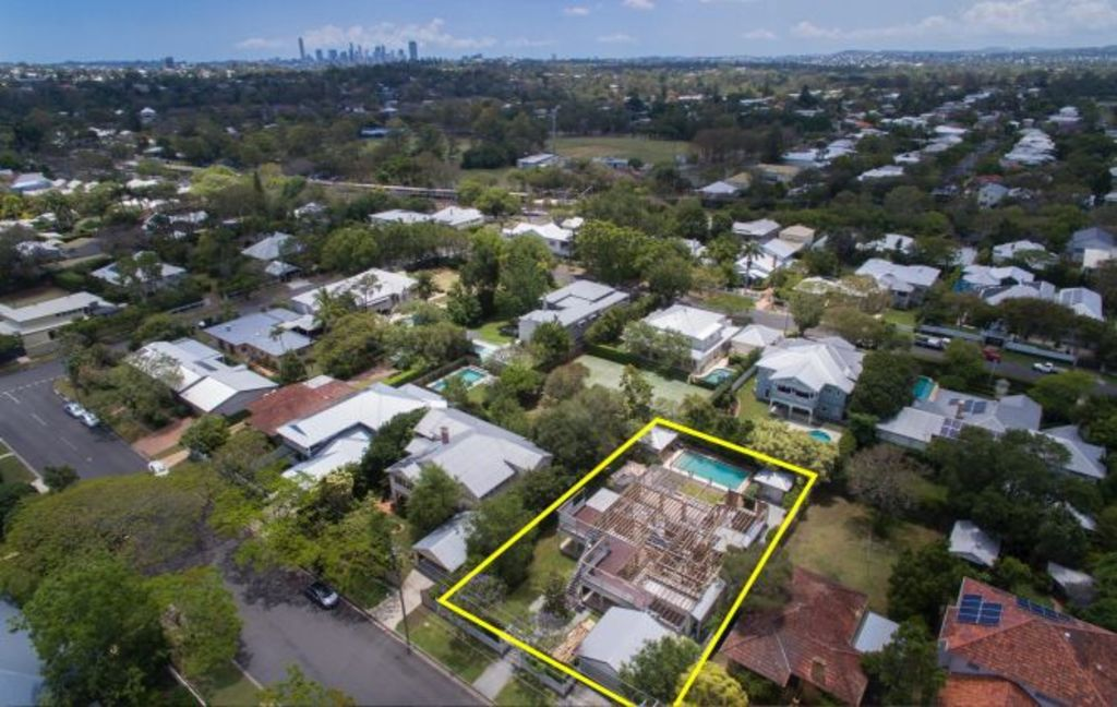 Mr Hagemeijer said builders could use the block to build one or two entirely new homes. Photo: Supplied