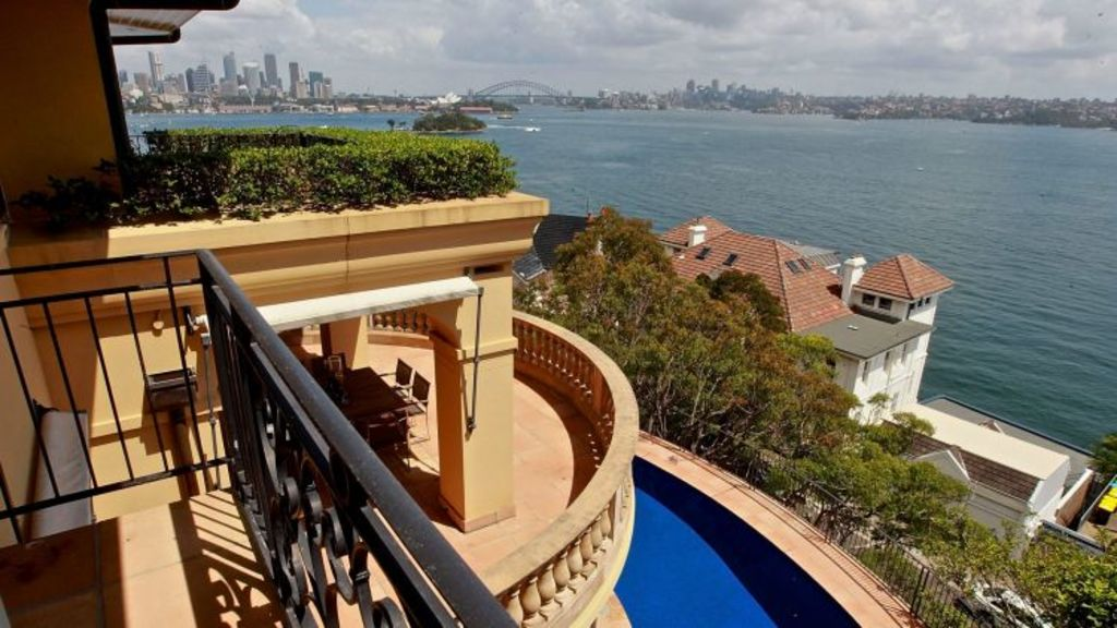 The sale of Mandalay set a record for a non-waterfront Australian house. Photo: Ben Rushton