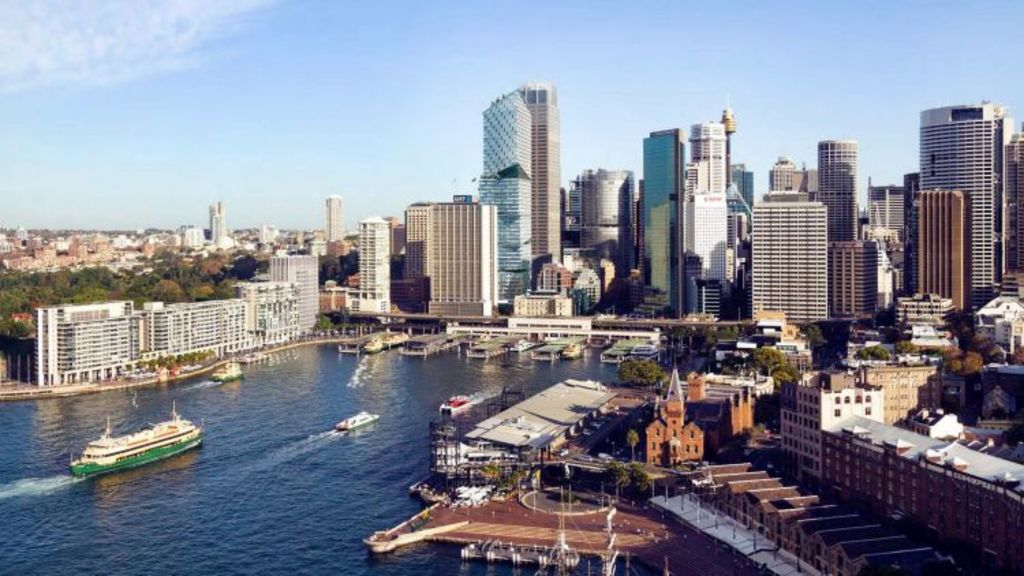 Some sellers have reaped huge price growth in just a few years by purchasing off-the-plan in Sydney's towers. Photo: ccummins@fairfaxmedia.com.au