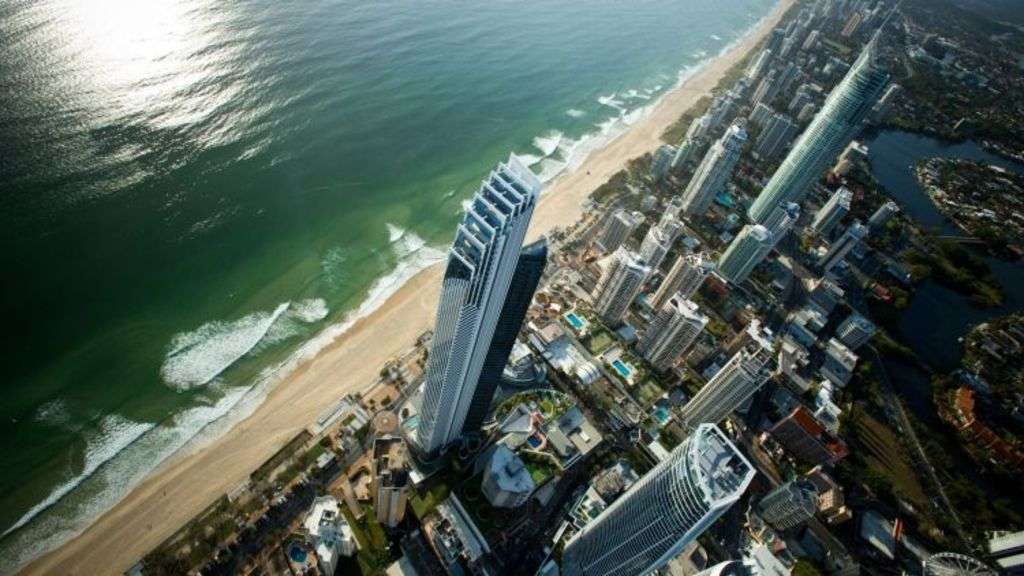 The central location of the Gold Coast's apartment towers is an appealing prospect for downsizers looking for a low maintenance property with all the amenities near by.