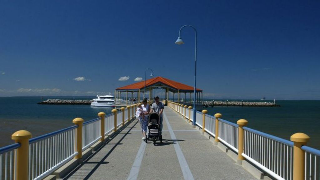 Mrs Jones says Redcliffe is a great location for families to live in, with accessibility to the city and the Sunshine Coast. Photo: Andy Zakeli