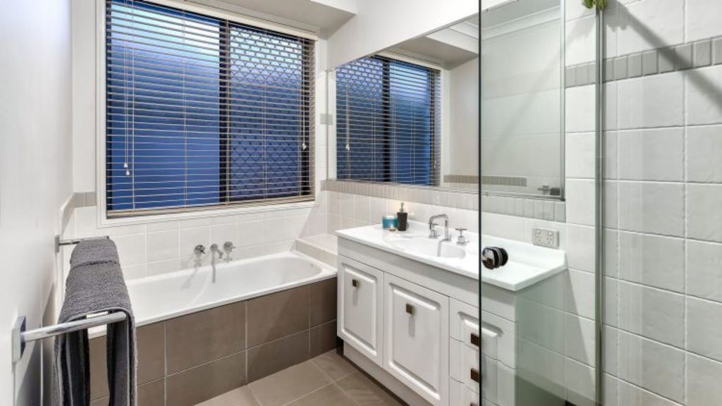 AFTER: bathroom renovation. Photo: Jane Eyles-Bennett