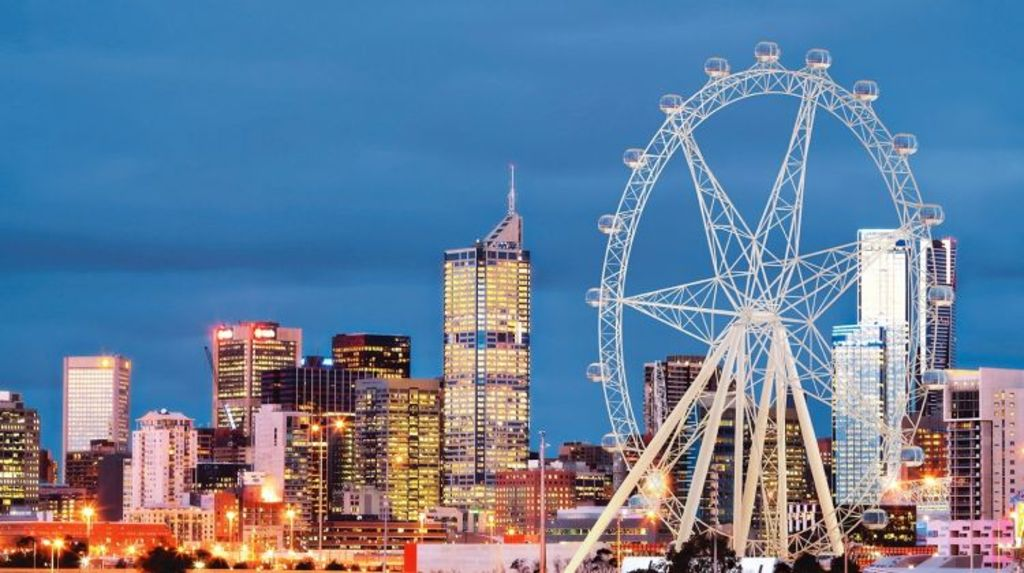 Melbourne is a a city where people can enjoy themselves: offering sporting blockbusters, world-class exhibitions and shows, cultural and family festivals and a thriving retail and culinary scene. Photo: Supplied