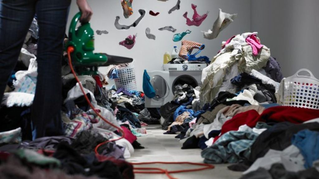 What might your clutter be saying about you? Photo: afr.com