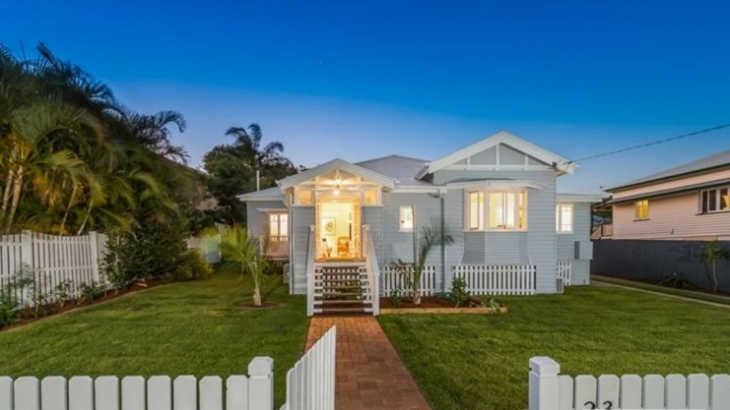 23 Yarrie Street is for sale in Corinda. Photo: Cape Cod Residential