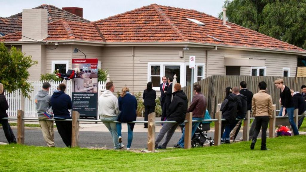 Buyers are increasingly willing to part with more than $1 million in West Footscray. Photo: Luis Enrique Ascui