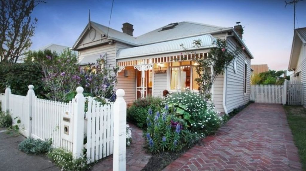 A four-bedroom home on Rupert Street in West Footscray sold for $1.3 million just before Christmas last year. Photo: Jas Stephens