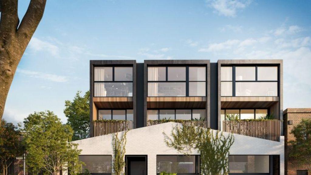 The Workshop, 77 Harmsworth Street, Collingwood. Photo: DKO Architecture