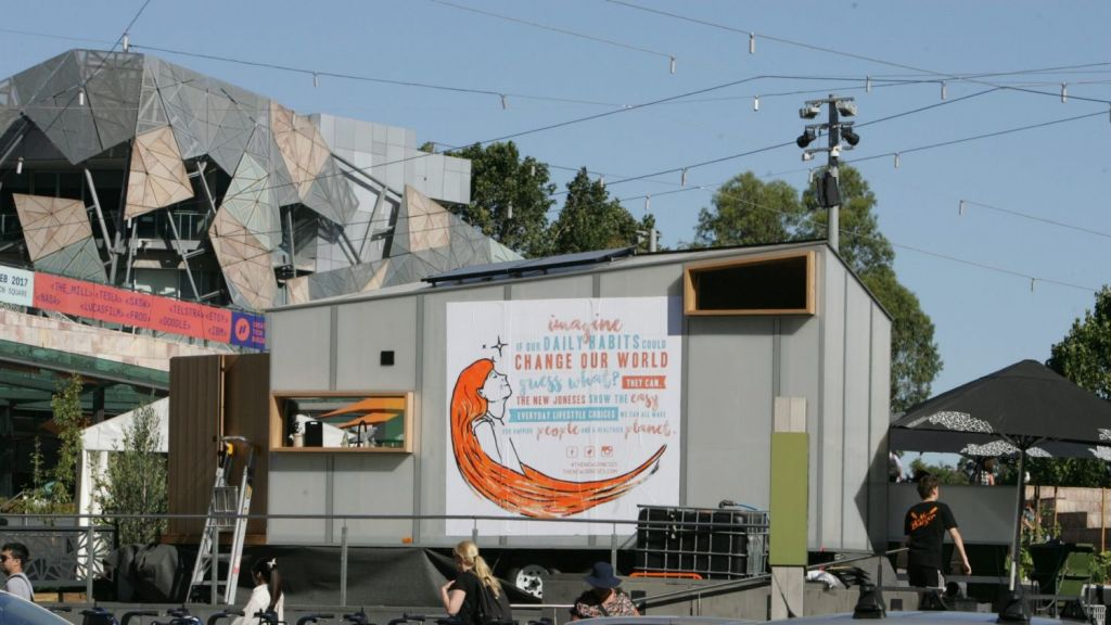 Tour a tiny house this February as part of the Sustainable Living Festival.
