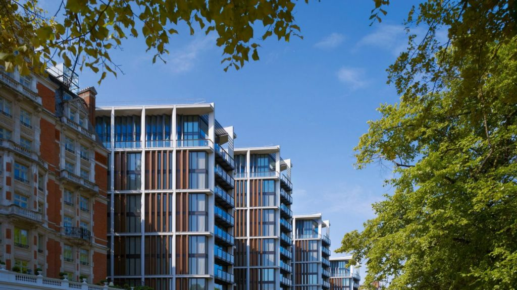 When the world's super rich want to bed down in London, they look no further than One Hyde Park. Photo: View Pictures