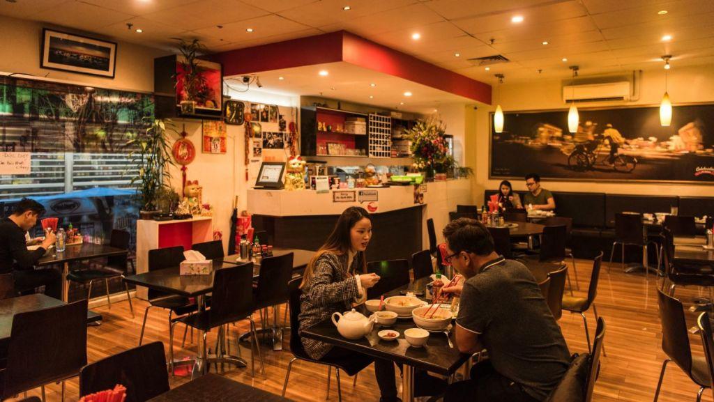 The best Vietnamese restaurants in Melbourne? One of Footscray's multitude: Phu Vinh at Footscray Market. Photo: Josh Robenstone