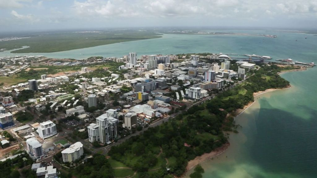 Young professionals are moving to Darwin from right across Australia to take up career opportunities. Photo: Tourism NT.