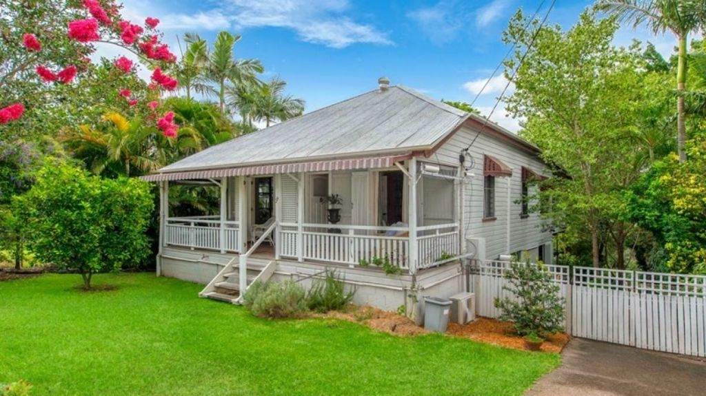 29 Laurel Avenue, Wilston, a three-bedroom Queenslander in original condition on 900 square metres, recently sold for $985,000. Photo: Supplied