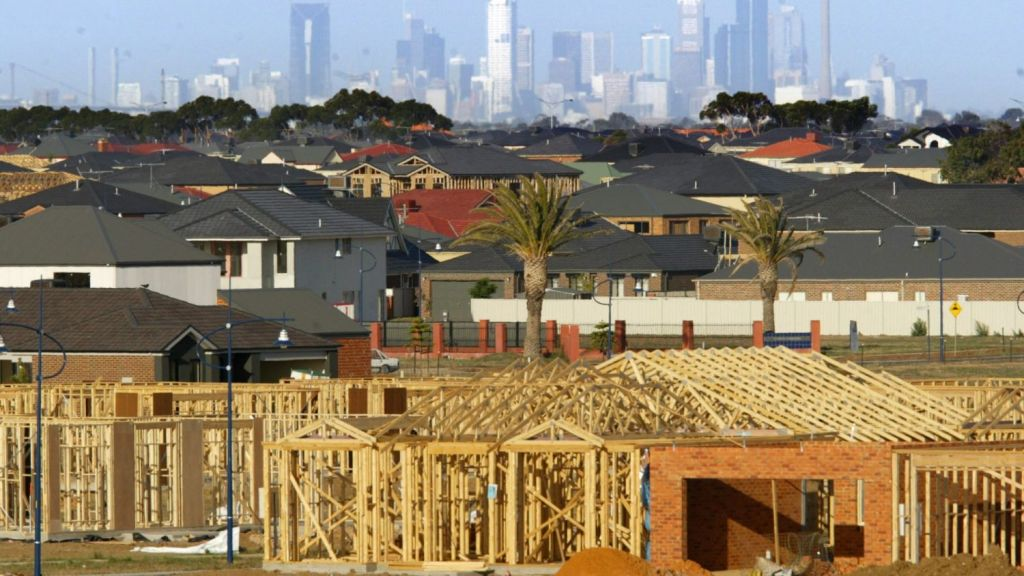 Builder Porter Davis says with land prices rising, first timers who wait until July 1 may lose more money than they save on stamp duty. Photo: Jason South