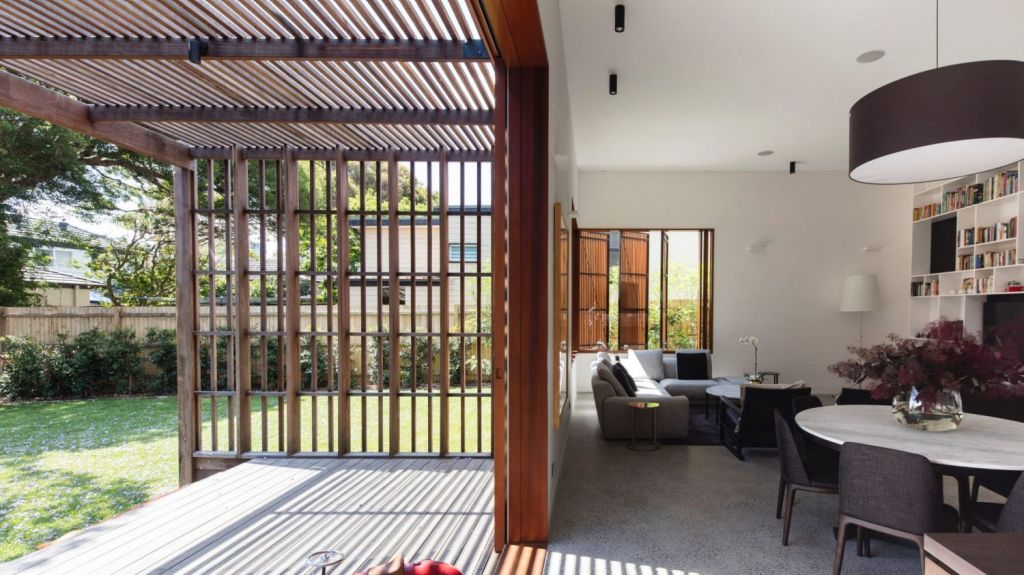 Sung Dobson House by Sam Crawford Architects. Photo: Brett Boardman Photography