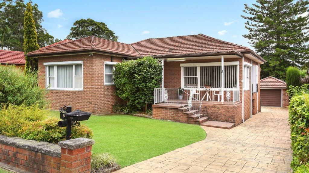 This North Ryde home sold for more than $300,000 above the reserve. Photo: Supplied.