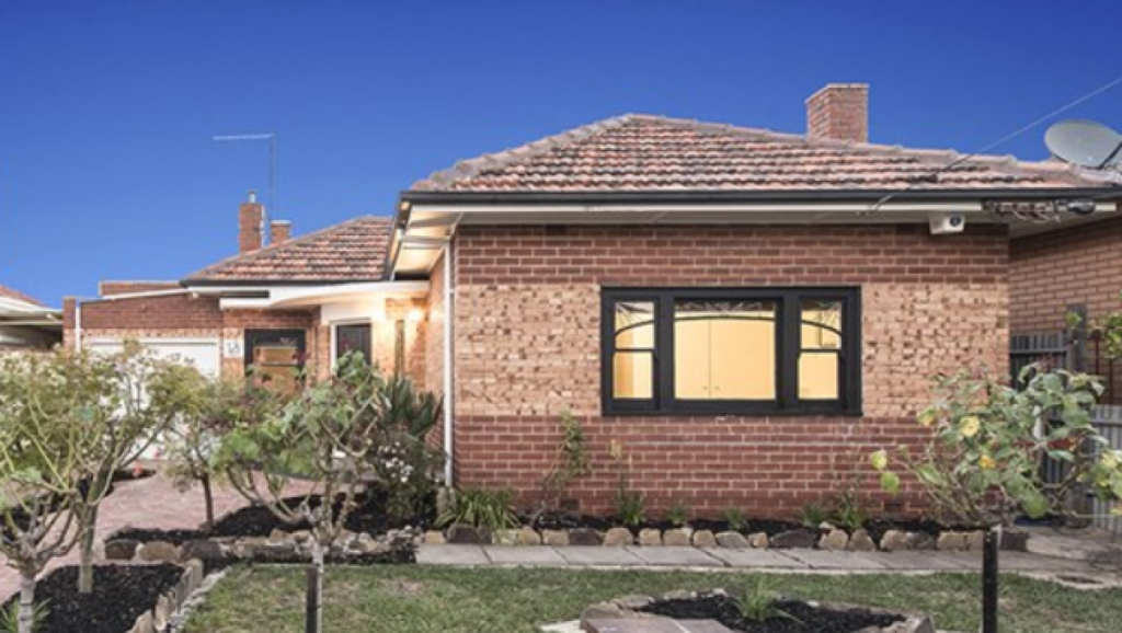 13 Tucker Street, West Footscray sold for $930,000 on Saturday.