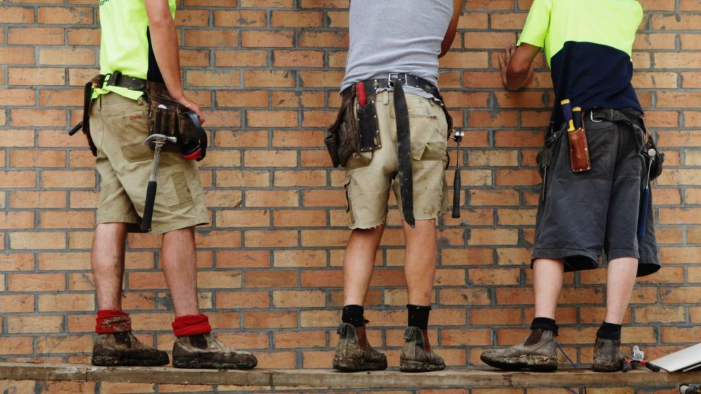 New housing approvals are down in the ACT. Photo: Erin Jonasson