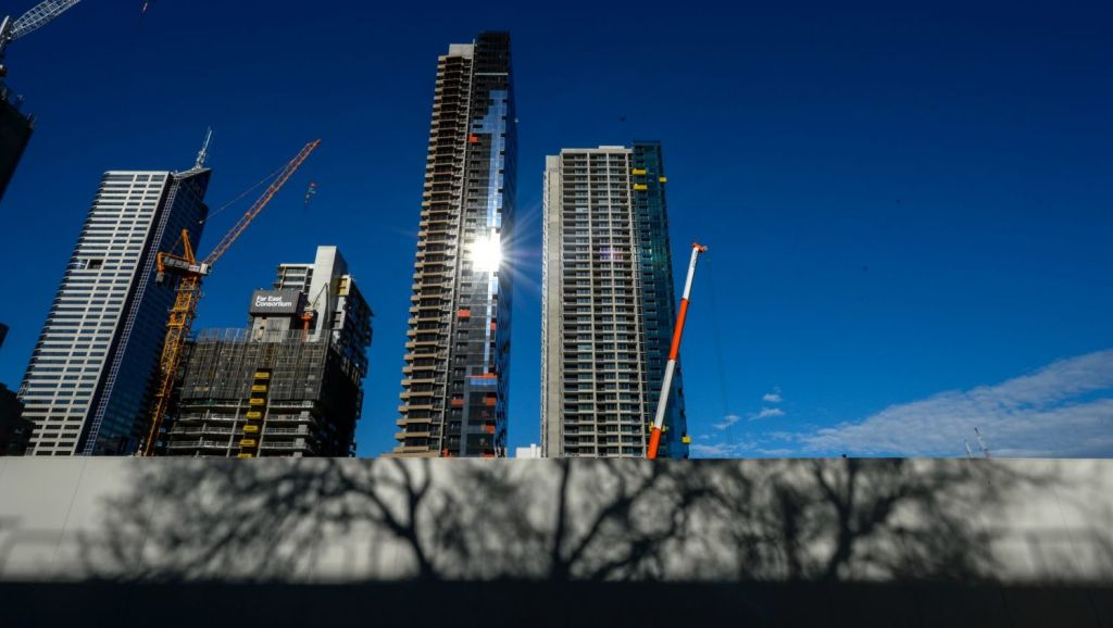 A tax on vacant housing can act as a dampener on speculation. Photo: Penny Stephens