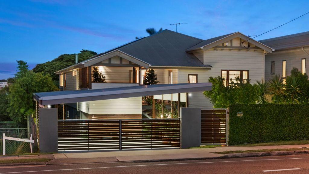 100 Richmond Street, Gordon Park just sold for $1.305 million prior to auction. Photo: Supplied