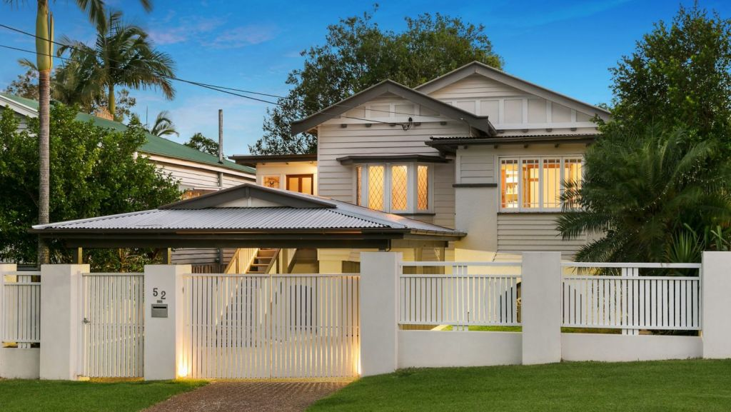 52 Goulburn Street, Gordon Park sold prior to auction for an undisclosed amount, reportedly above reserve. Photo: Supplied