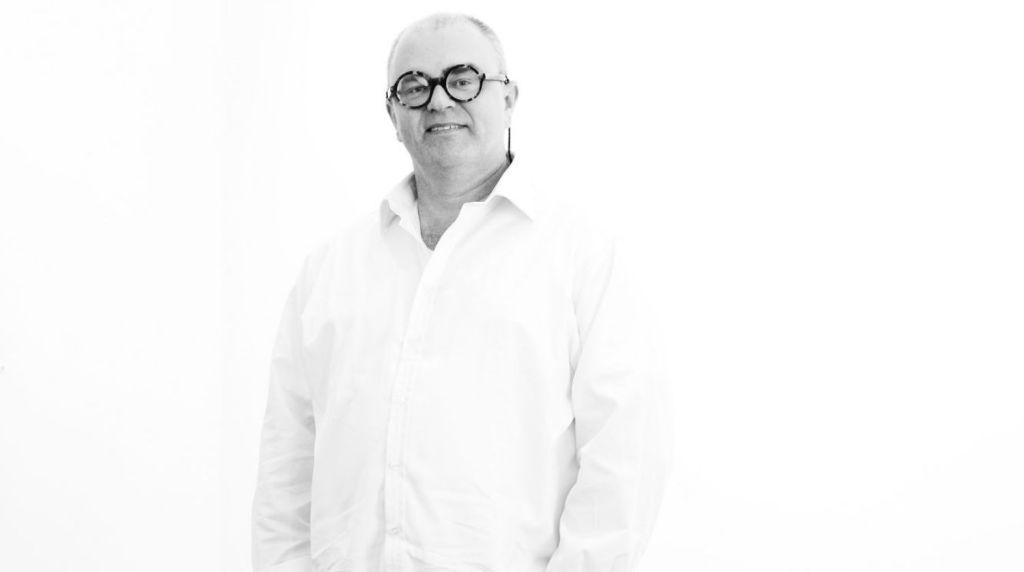 Sydney art consultant Michael Reid.