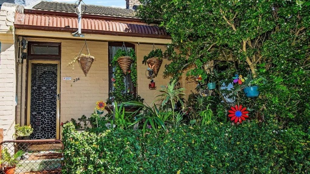 This cottage in Leichhardt sold for $1.15 million Photo: Supplied