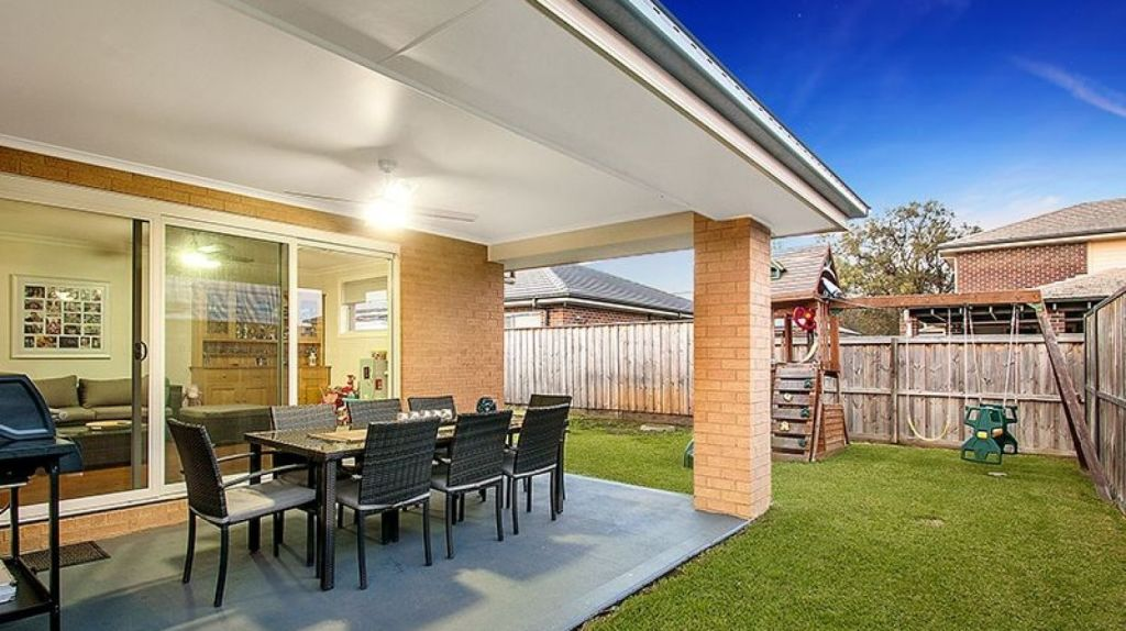 4 Jadine Avenue, Kellyville, sold for $1.15 million in March. Photo: Supplied.