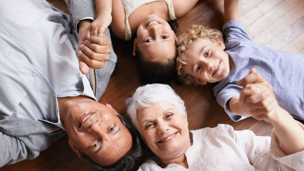With growing housing affordability crisis multigenerational living is becoming an increasingly popular way of living in Australia. Photo: Supplied