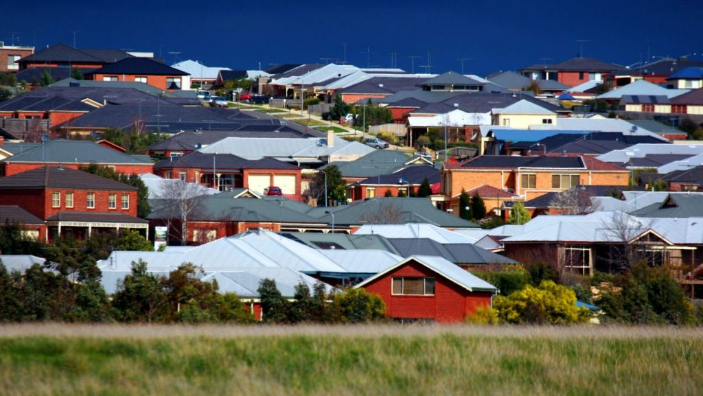 It's going to take hundreds of dollars a month for first-home buyers saving from today to break into the property market in the next decade. Photo: James Davies