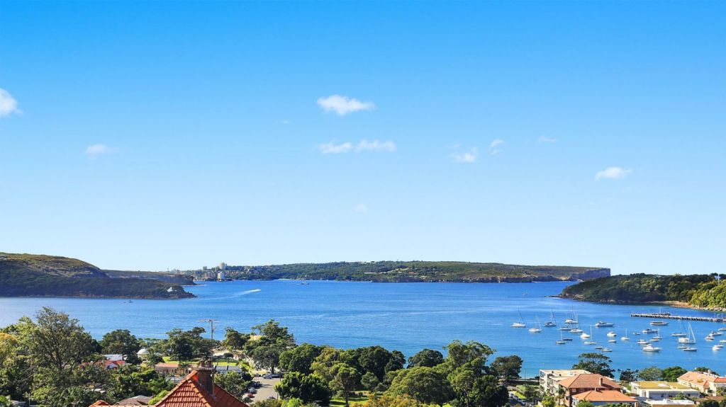 An impressive line-up of high-end homes in the prestige suburb of Mosman have hit the market. Photo: Supplied