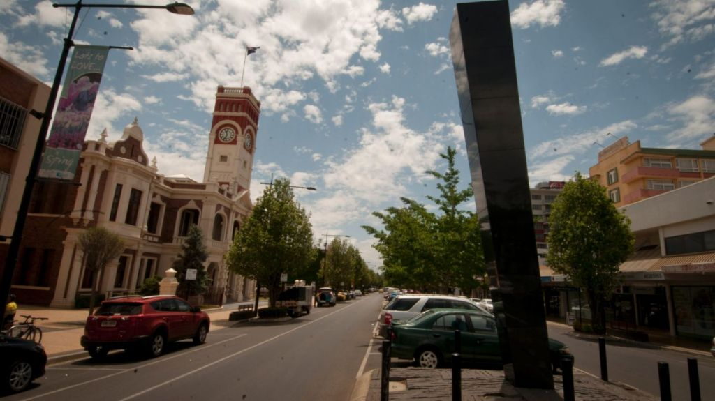 Toowoomba has been dubbed Australia's most haunted town. Photo: Robert Shakespeare