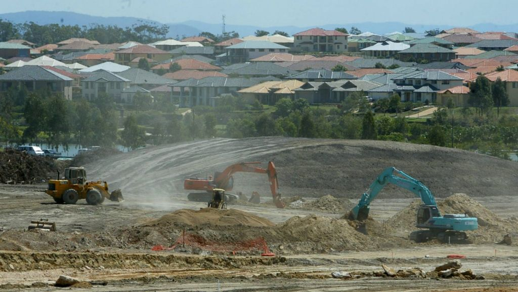 Mango Hill and North Lakes are both areas that give first home buyers a fighting chance. Photo: Andy Zakeli