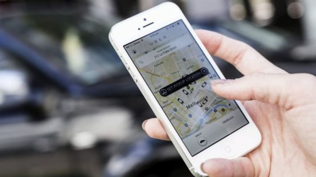 Most people would cut down on using Uber to try to save money. Photo: FDC