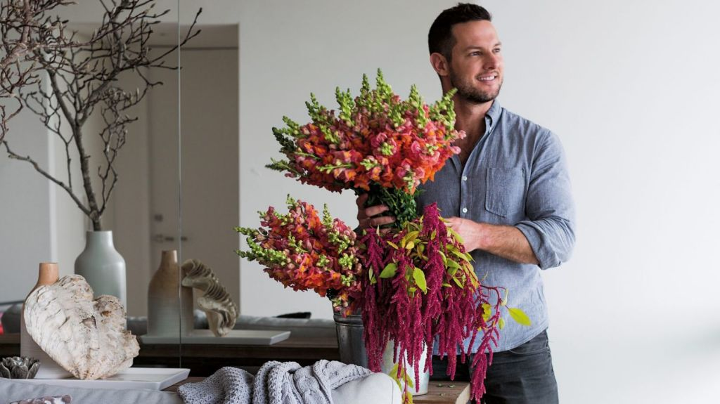 Flowers offer a burst of colour and a sculptural form and, in some instances, offer up their perfume. Photo: Felix Forest