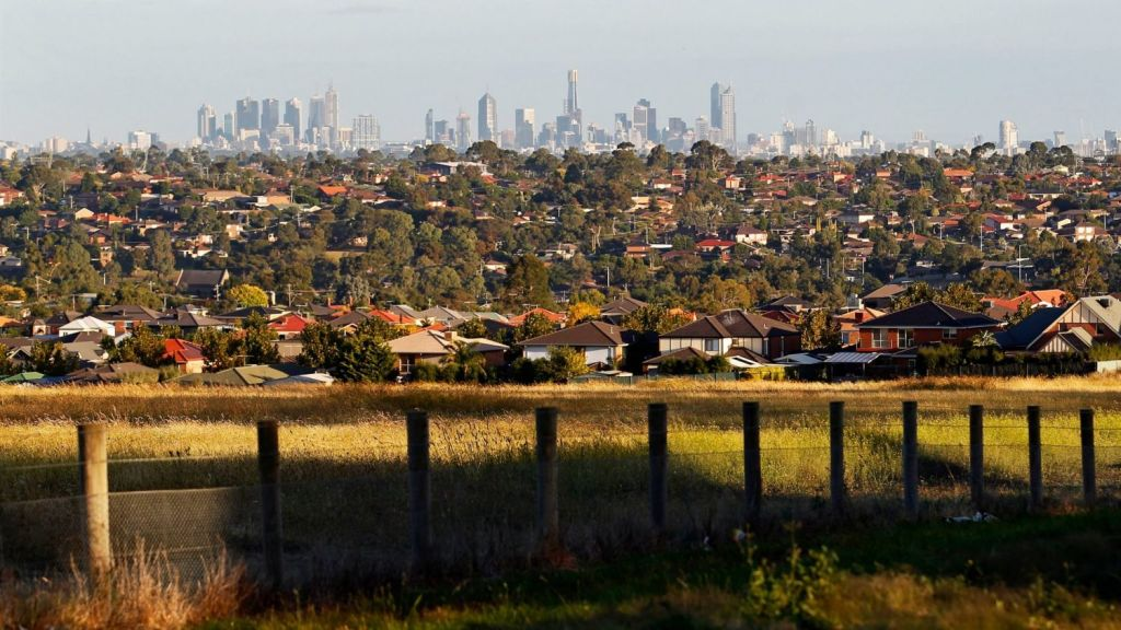 The majority of suburbs affordable to first-home buyers are found significantly away from the CBD. Photo: Paul Rovere
