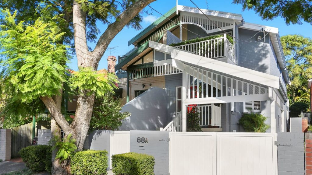 88A Awaba Street, Mosman: The perfect family home is the holy grail of real estate. Photo: Supplied