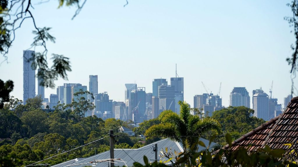 Dr Powell said Brisbane first-home buyers were better off than their counterparts in other capital cities. Photo: Bradley Kanaris