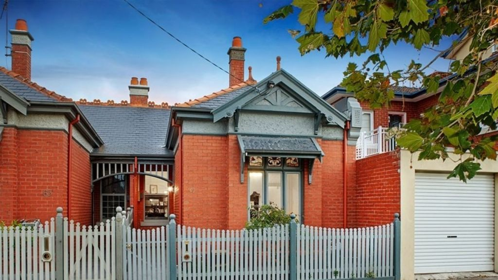 The investor who owned 67 McGregor Street, Middle Park, pocketed almost $900,000 in less than five years. Photo: Cayzer